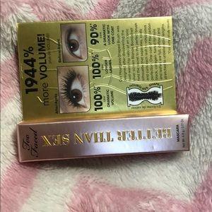 Too faced better than sex mascara mini